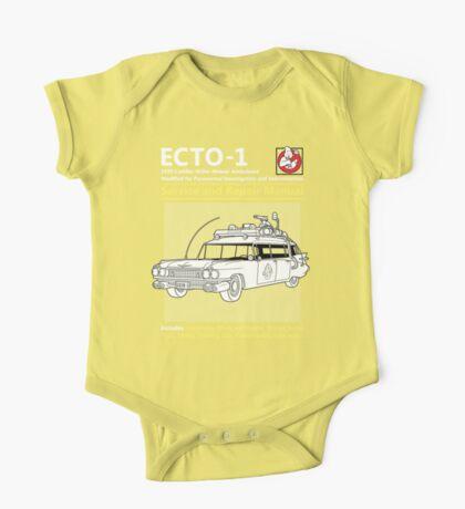ECTO-1 Service and Repair Manual Kids Clothes