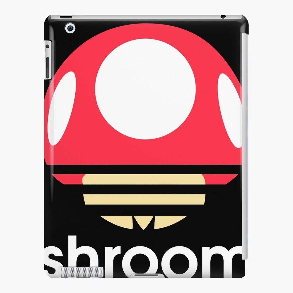 Super Magic Power Booster Mushroom Funda y vinilo para iPad