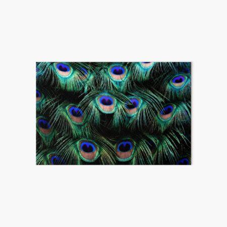 Glowing Eyes Art Board Print