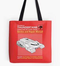 Thundertank Service and Repair Manual Tote Bag