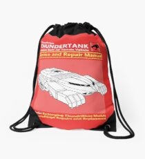 Thundertank Service and Repair Manual Drawstring Bag