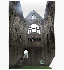 North Transept, Tintagel Abbey Poster
