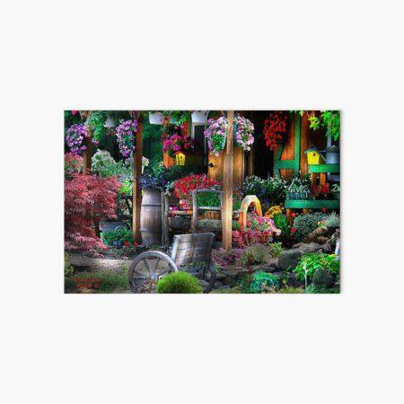 """Colors"" Art Board Print"