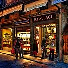 Ponte Vecchio Jewellers by Brian Tarr