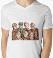 Dad's Army Men's V-Neck T-Shirt