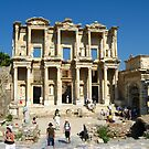 Library of Celsus, Ephesus by Maria1606