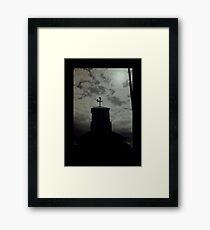 Cracker Gothic Framed Print
