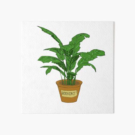 Robert PLANT Art Board Print