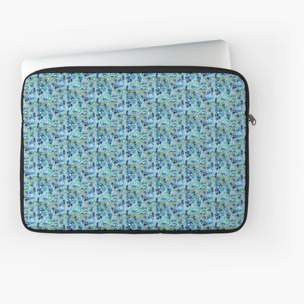 Flow - Abstract Laptop Sleeve