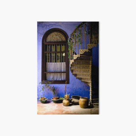 Cheong Fatt Tze Mansion Art Board Print