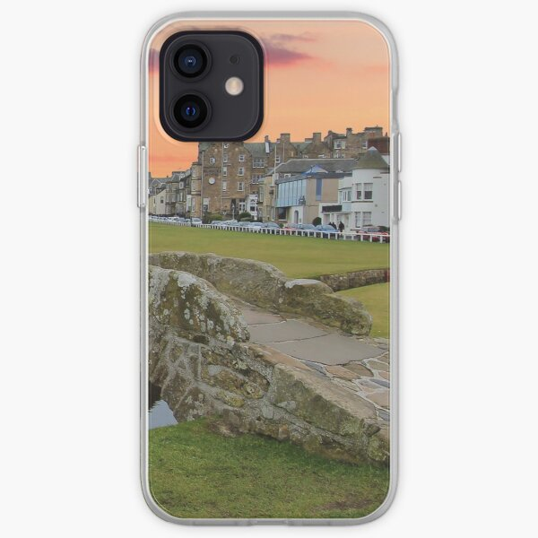 St Andrews golf course (3) iPhone Soft Case