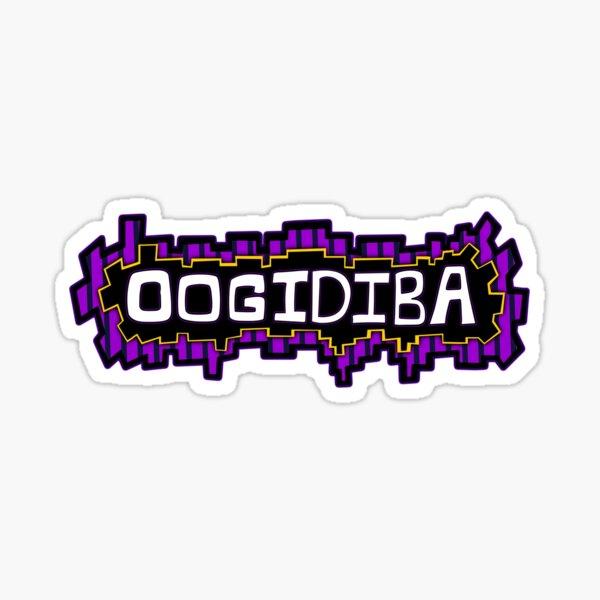 OOGIDIBA Sticker