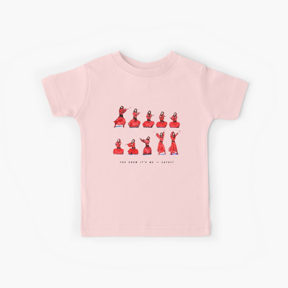 Kate Bush - Wuthering Heights Dance Kinder T-Shirt