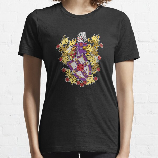 Dark Ages Clan Shield: Toreador Essential T-Shirt