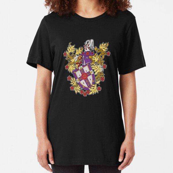 Dark Ages Clan Shield: Toreador Slim Fit T-Shirt