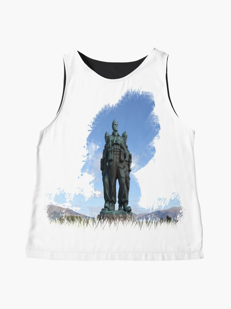 Alternate view of Standing Proud Sleeveless Top