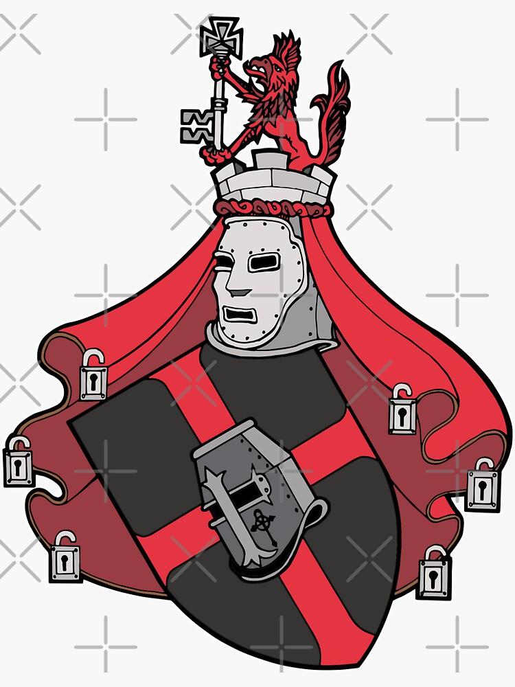 Dark Ages Clan Shield: Nosferatu by TheOnyxPath