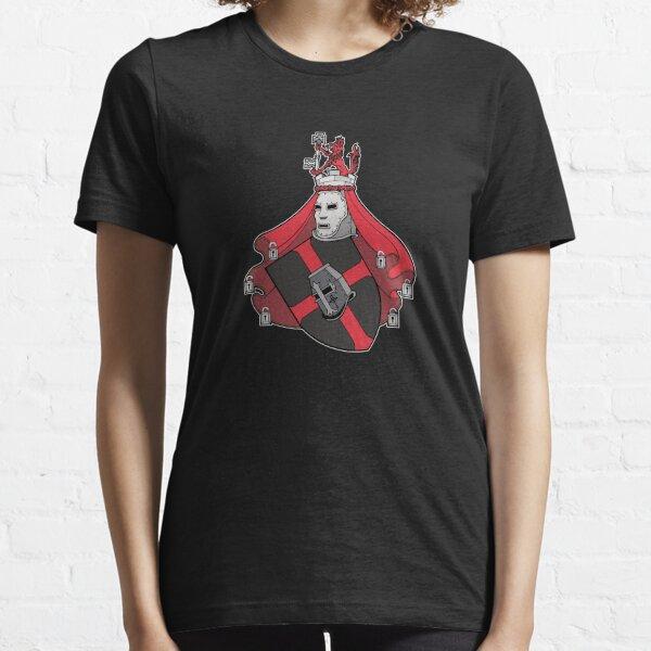 Dark Ages Clan Shield: Nosferatu Essential T-Shirt