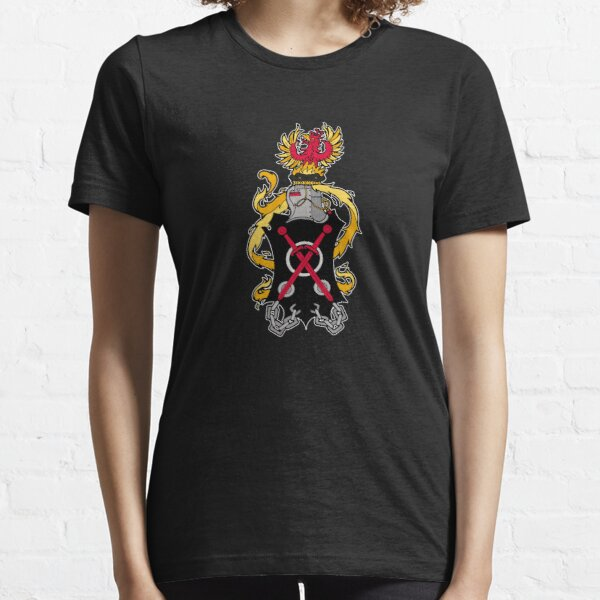 Dark Ages Clan Shield: Brujah Essential T-Shirt