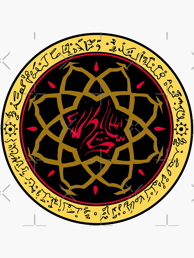 Dark Ages Clan Shield: Assamite by TheOnyxPath