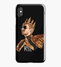 King Bill - White Text iPhone Case/Skin