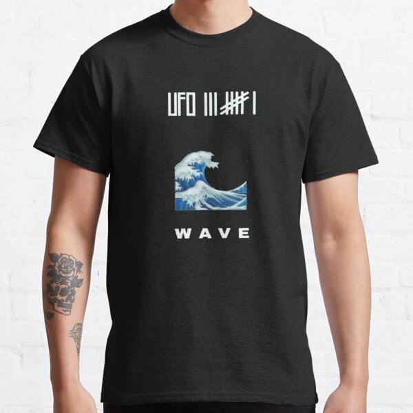 Ufo361 Wave Design  Classic T-Shirt