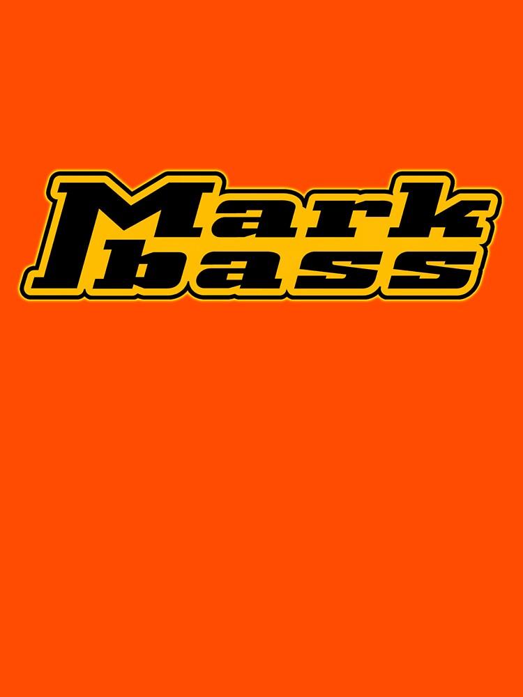 TShirtGifter presents: Markbass Amp  | Unisex T-Shirt