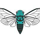 Cicada by Sami Bayly