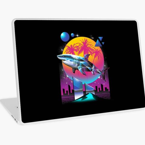 Rad Shark Laptop Skin