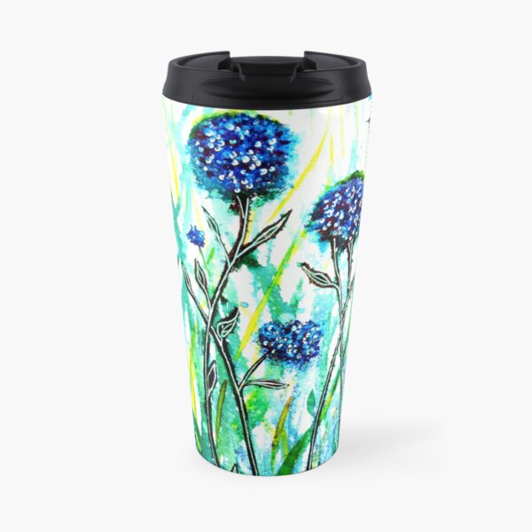 Blooms for You  Travel Mug
