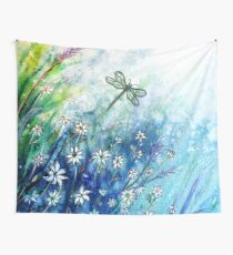 Dainty Daisies Tapestry