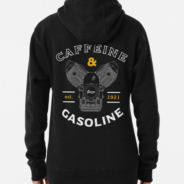 Moto Guzzi Cafe Racer Pullover Hoodie