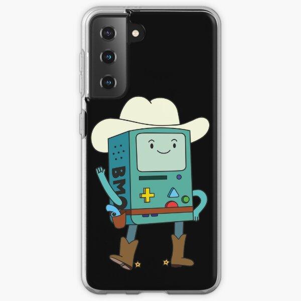 BMO Cowboy Samsung Galaxy Soft Case
