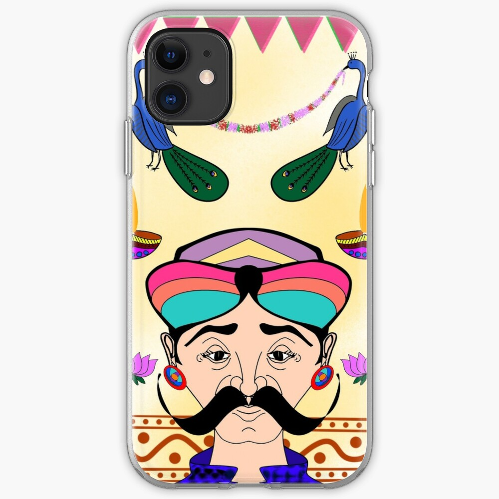 Ethnic Indian decoration iPhone Case & Cover