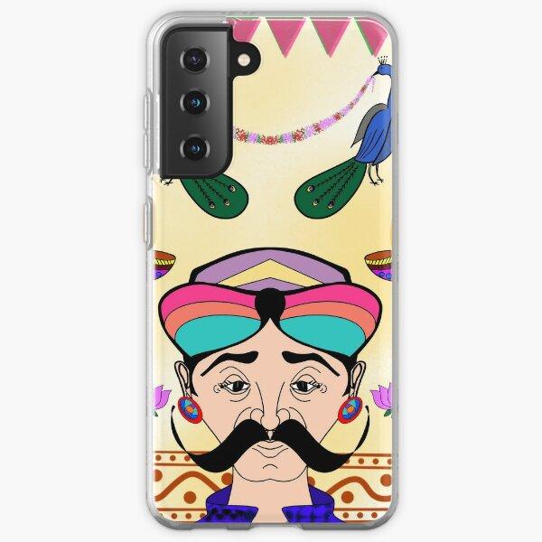 Ethnic Indian decoration Samsung Galaxy Soft Case