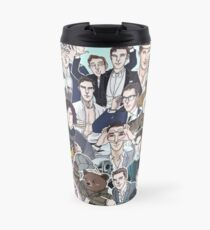 2014 Benedict Cumberbatch Travel Mug