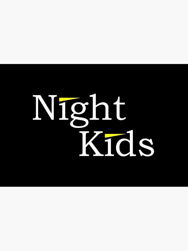 Initial D - Night Kids Logo by nintendino