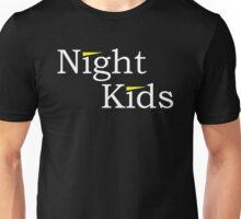 Initial D - Night Kids Logo Unisex T-Shirt