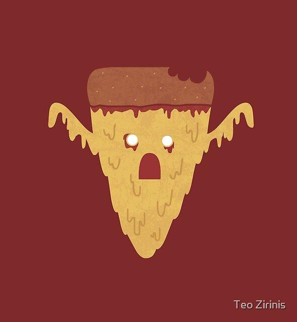 Pizzaaaargggh by Teo Zirinis