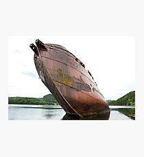 The Last Whaler Photographic Print
