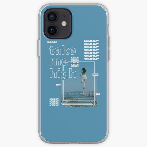 hi high! iPhone Soft Case