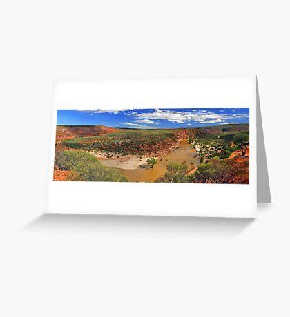 Kalbarri National Park - Western Australia  Greeting Card