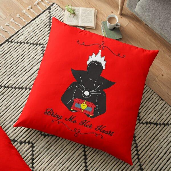 Bring me her heart Floor Pillow
