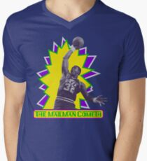 The MailMan Cometh Mens V-Neck T-Shirt