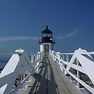 Marshall Point Lighthouse, Maine, USA by GMRMS