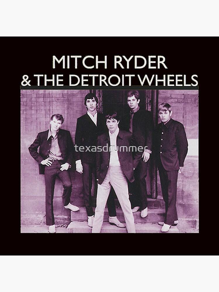 Mitch Ryder by texasdrummer
