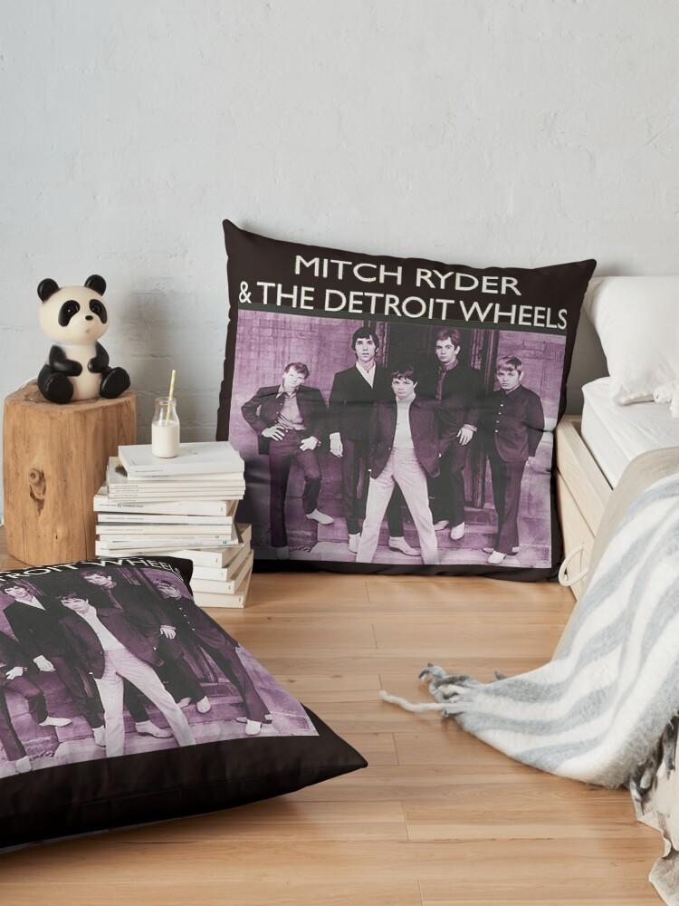 Alternate view of Mitch Ryder Floor Pillow
