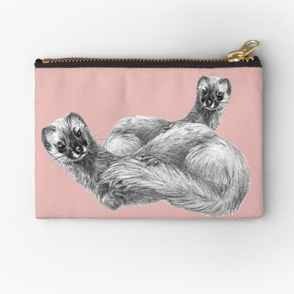 Siberian Weasel DUO Bolsos de mano