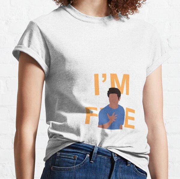 """Ross """"Mir geht es gut"""" Classic T-Shirt"""