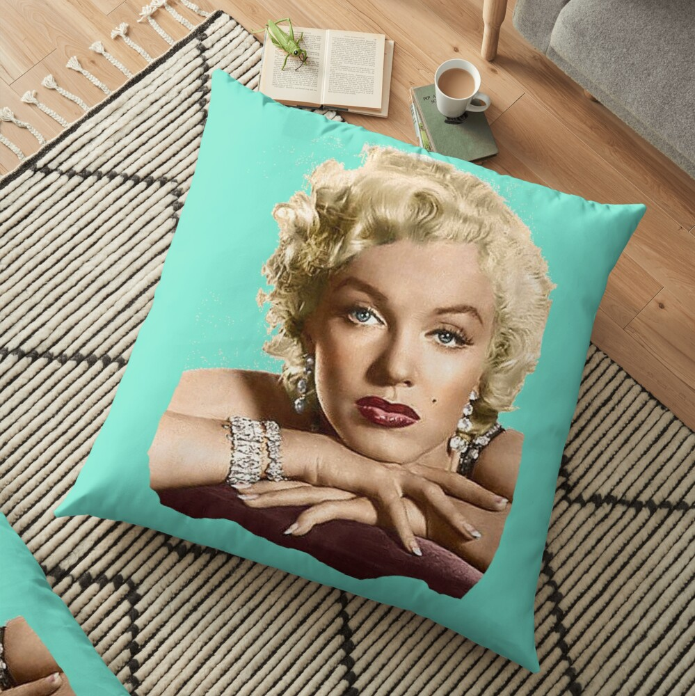 Marilyn Monroe Floor Pillow